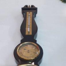 Relojes de pared: BARÓMETRO ANTIGUO. Lote 186004128