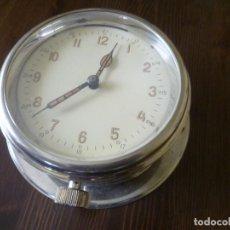 Relojes de pared: RELOJ DE 12 HORAS DE BARCO - SUBMARINO RUSO. SOVIÉTICO. URSS.. Lote 186184958