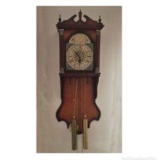 Relojes de pared: RELOJ DE PARED RADIANT TEMPUS FUGIT. Lote 186203068