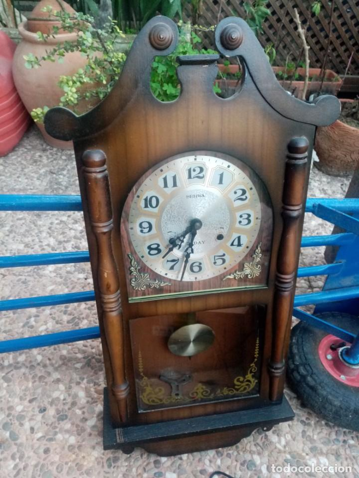 RELOJ DE PARED RF01 (Relojes - Pared Carga Manual)