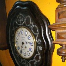 Relojes de pared: RELOJ OJO DE BUEY. Lote 186257423