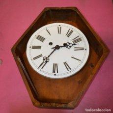 Relojes de pared: RELOJ TIPO OJO BUEY. Lote 186305180