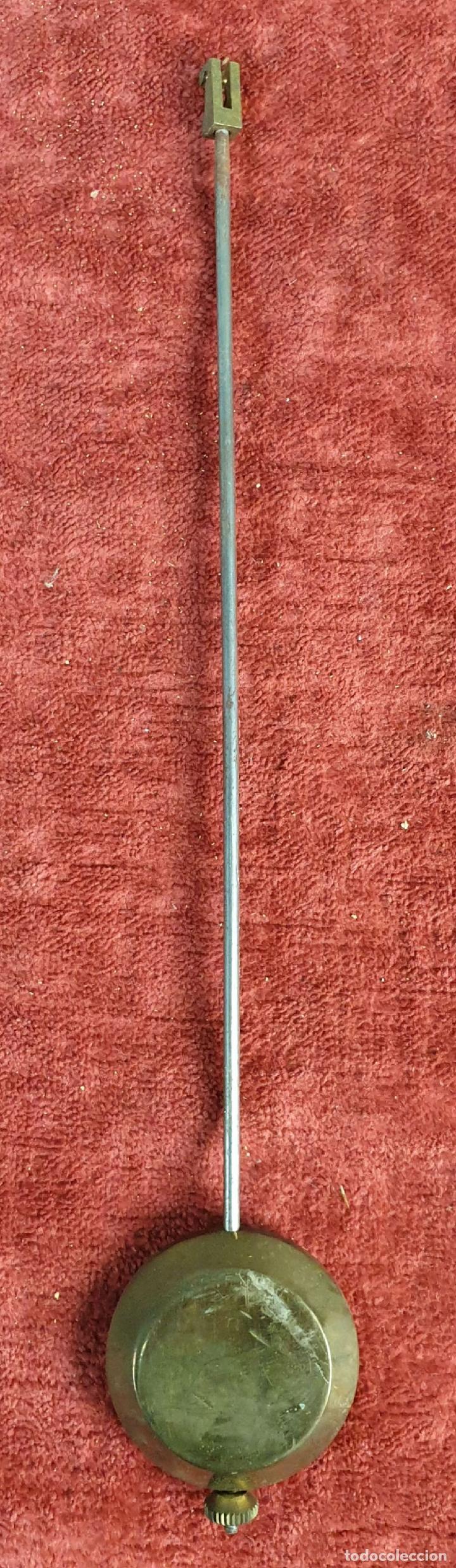 Relojes de pared: RELOJ ESTILO ISABELINO. MAQUINARIA FRANCESA. ESFERA DE ALABASTRO. SIGLO XIX. - Foto 12 - 186319543