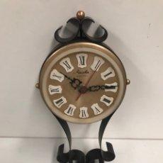 Relojes de pared: ANTIGUO RELOJ MAUTHE ELÉCTRIC. Lote 186418362