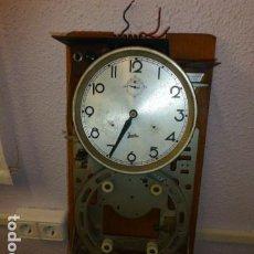 Relojes de pared: RELOJ PATRÓN DE RELOJ CAMPANARIO. Lote 187388343