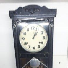 Orologi da parete: ANTIGUO RELOJ DE PARED AMERICAN. HAY QUE REPARAR. Lote 187474595