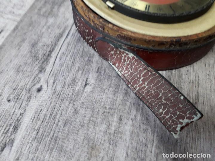 Relojes de pared: Antiguo reloj de pared - Foto 2 - 188592183