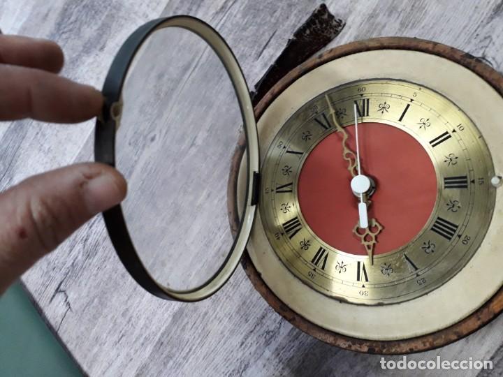 Relojes de pared: Antiguo reloj de pared - Foto 3 - 188592183