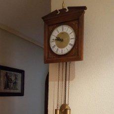 Relojes de pared: RELOJ DE PARED DE CUCO.. Lote 189174406