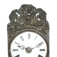 Relojes de pared: RELOJ MOREZ SIGLO XIX. Lote 189252402
