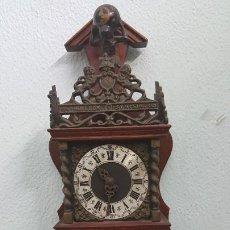 Relojes de pared: RELOJ HOLANDES. Lote 190100668