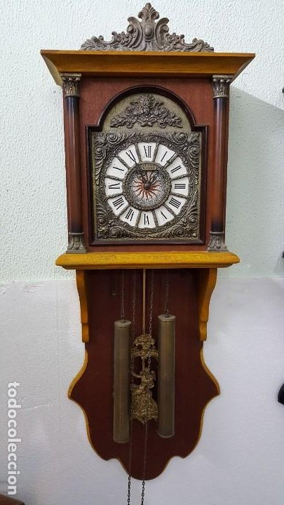 RELOJ DE PARED RADIANT (Relojes - Pared Carga Manual)