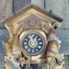 Relojes de pared: RELOJ CUCUT CUCO CUCU MADE IN GERMANY. Lote 190163817