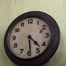 Relojes de pared: RELOJ DE PARED PARA RESTAURAR. Lote 190518856