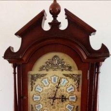 Relojes de pared: RELOJ DE PARED ALEMAN FHS (MEDIADOS S.XX). Lote 190624486