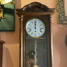 Relojes de pared: RELOJ HERMLE CARRILLÓN. Lote 190646165