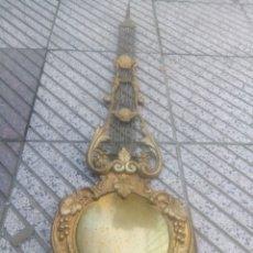 Relojes de pared: INCREÍBLE PÉNDULO DE RELOJ MOREZ. Lote 191030230