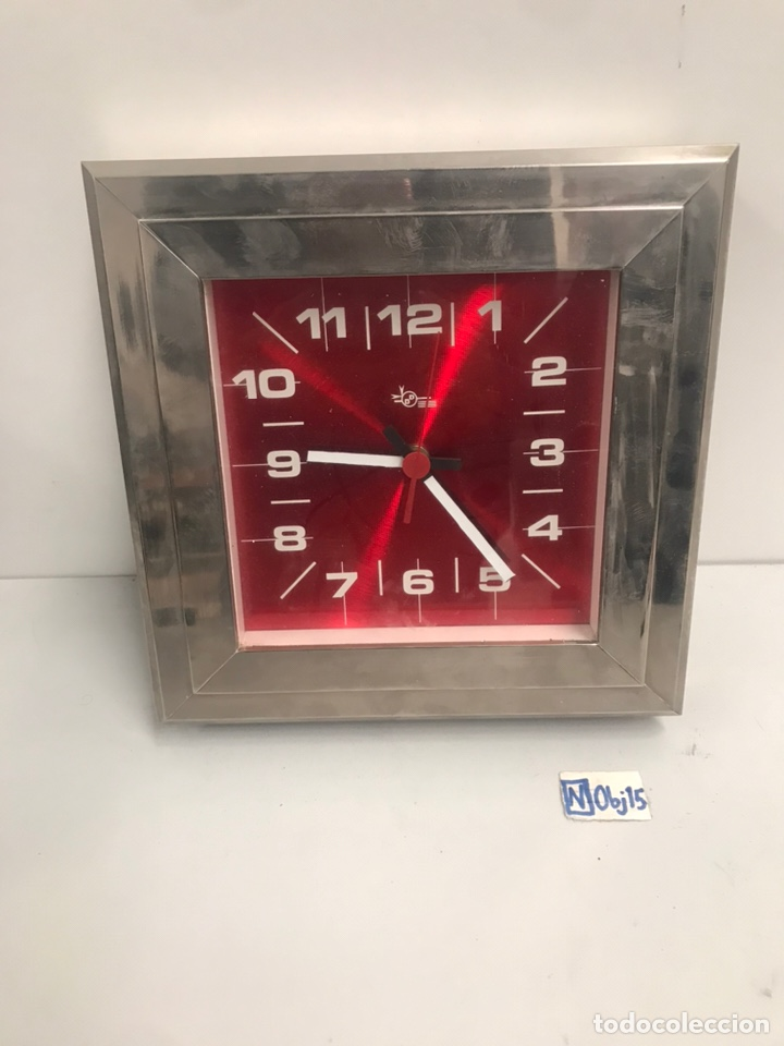 RELOJ DE PARED (Relojes - Pared Carga Manual)