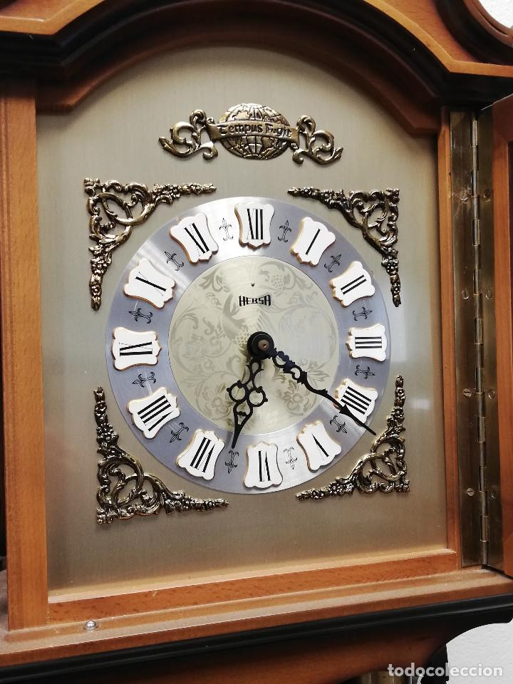 Relojes de pared: Reloj de carrillon Hersa, de pared. - Foto 4 - 191509295