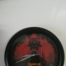 Relojes de pared: MAGIC THE GATHERING RETURN TO RAVNICA RELOJ PARED . Lote 191669483