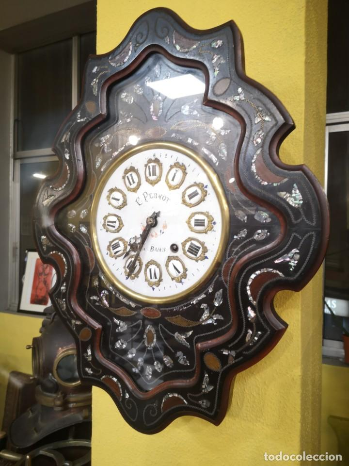 RELOJ MOREZ LE PERNOT (Relojes - Pared Carga Manual)