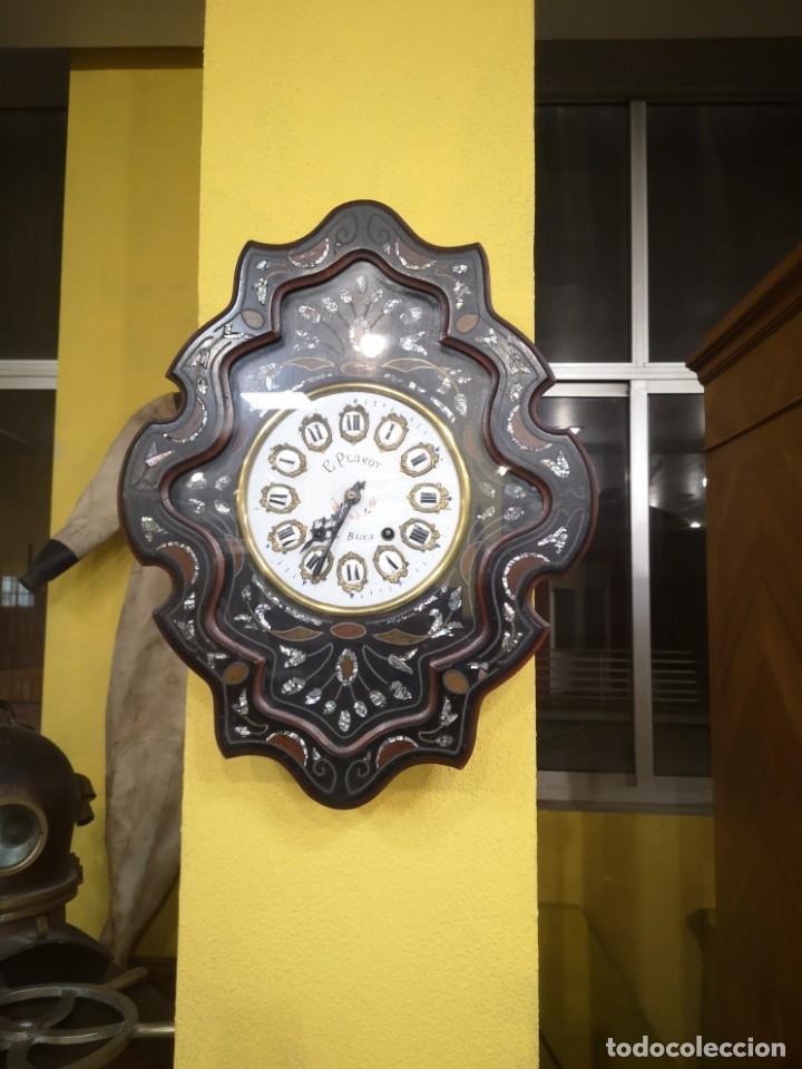Relojes de pared: RELOJ MOREZ LE PERNOT - Foto 2 - 191700153