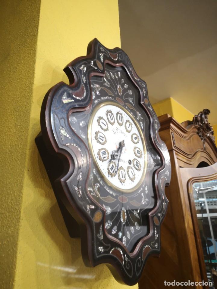 Relojes de pared: RELOJ MOREZ LE PERNOT - Foto 3 - 191700153