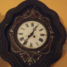 Relojes de pared: RELOJ ISABELINO. Lote 191745306