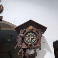 Relojes de pared: ANTIGUO RELO COCU PARA RESTAURAR O PARA PIEZAS. Lote 191751183