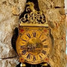 Relojes de pared: RELOJ , SIGLO XVIII , HOLANDES .. Lote 191759998
