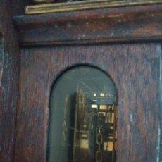 Relojes de pared: RELOJ DE PARED DE CUERDA. Lote 191906865