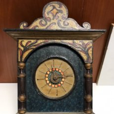 Relojes de pared: RELOJ ANTIGUO. Lote 191930687
