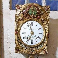 Relojes de pared: ANTIGUO RELOJ MORET. Lote 191952976