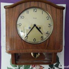 Relojes de pared: ORIGINAL * MAUTHE * RELOJ DE PARED SELVA NEGRA, AÑOS '50. Lote 192130446
