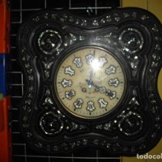 Relojes de pared: RELOJ DE PARED OJO DE BUEY BROCHARD HER. Lote 192465616