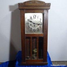 Relojes de pared: ANTIGUO RELOJ DE PARED GRANÉ Y BUSQUETS MANRESA.. Lote 192755848