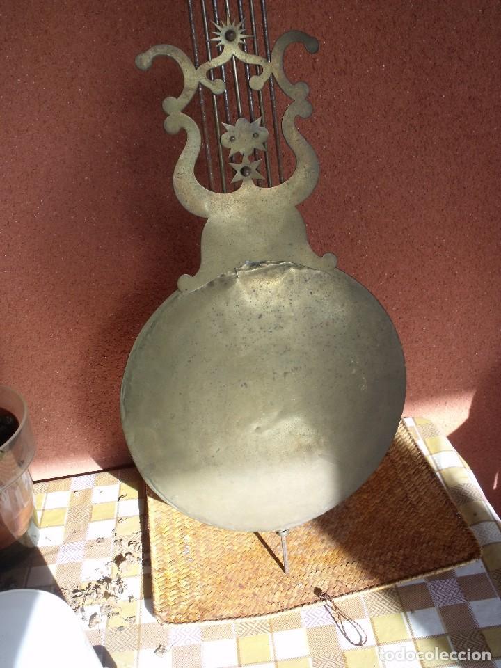 Relojes de pared: ¡¡GRAN OFERTA 149,99 €!! Antiguo RELOJ DE PESAS MOREZ -año 1880-REPITE HORAS- LOTE 145 - Foto 12 - 193684208