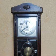 Relojes de pared: RELOJ DE PARED MARIANO VIAU ZARAGOZA. Lote 193944901