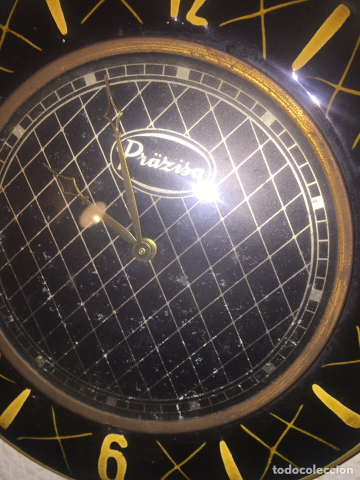 Relojes de pared: Reloj de cuerda präzisa de cerámica - Foto 2 - 194096503