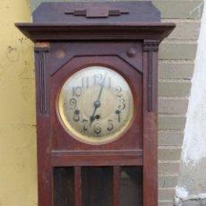 Relojes de pared: ANTIGUO RELOJ CARRILLON. Lote 194209976