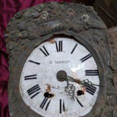 Relojes de pared: RELOJ PARA PIEZAS. Lote 194217062
