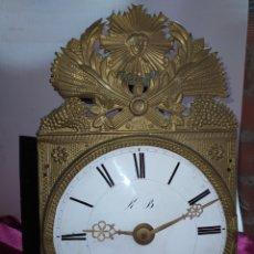 Relojes de pared: RELOJ MOREZ PRIMER IMPERIO. Lote 194219282