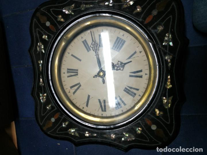 Relojes de pared: Reloj ojo de buey - Foto 4 - 194228918