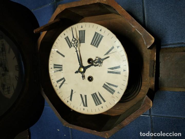 Relojes de pared: Reloj ojo de buey - Foto 5 - 194228918