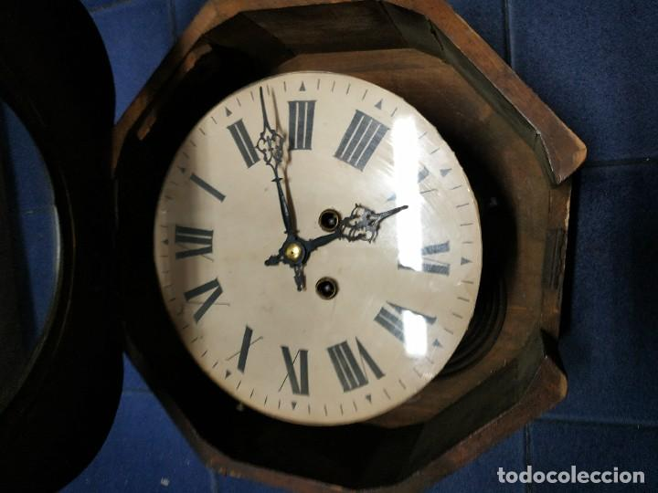 Relojes de pared: Reloj ojo de buey - Foto 6 - 194228918