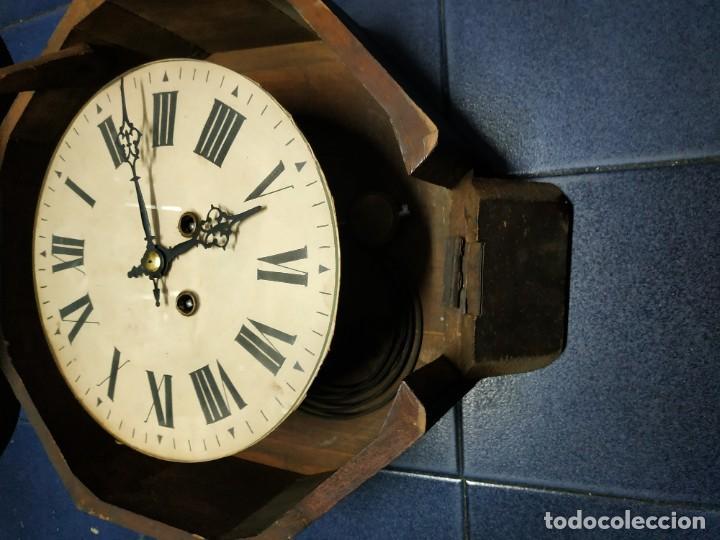 Relojes de pared: Reloj ojo de buey - Foto 7 - 194228918