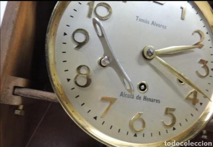 Relojes de pared: Reloj tres carrillones - Foto 2 - 194293966