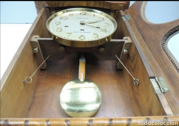 Relojes de pared: Reloj tres carrillones - Foto 3 - 194293966