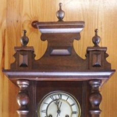 Relojes de pared: RELOJ DE PARED 1900-1910. Lote 194317077