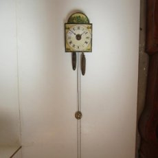 Relojes de pared: RELOJ DE PARED, RATERA - SELVA NEGRA - MADERA POLICROMADA - FUNCIONA - PRINCIPIOS S. XX. Lote 194360613